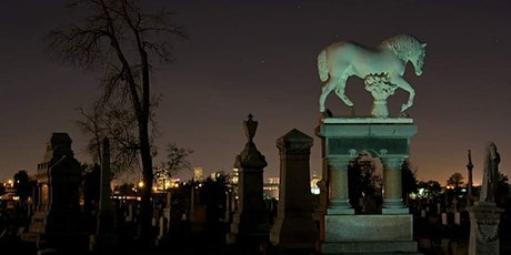 Full Moon Photo Shoot at Riverside Cemetery tickets