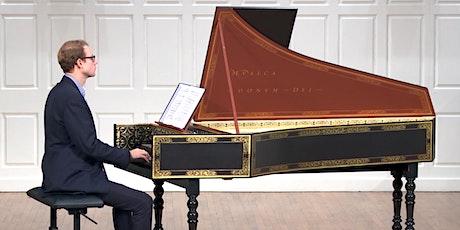 Ladies & Gentlemen of the Baroque: Harpsichord Recital by Jonathan Salamon tickets