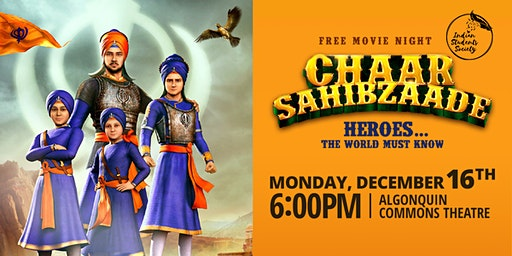 Movie Night: Chaar Sahibzaade