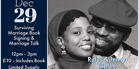 Surviving Marriage Book Signing & Marriage Talk tickets