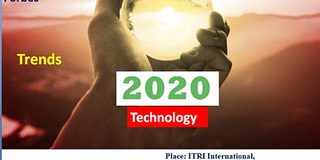 2020 Technology Trends and Predictions tickets