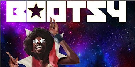 "2020 NAMM Extravaganza: ""Bootsy Happy Hour Showcase"" tickets"