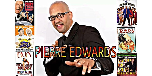 LOL COMEDY SHOW BY PIERRE EDWARDS & AFTER PARTY