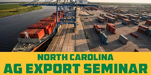 2020 NC Ag Export Seminar