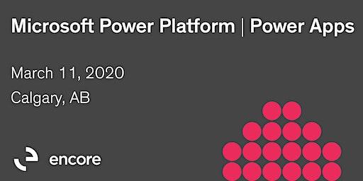 Microsoft Power Platform | Power Apps