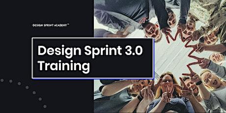 Design Sprint 3.0 Training tickets