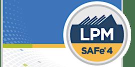 Scaled Agile : SAFe Lean Portfolio Management (LPM) Boston,MA (Guaranteed to Run)