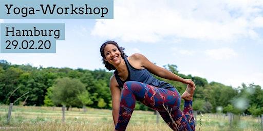 """Yoga-Workshop für Hochsensible & Feinfühlige - """"Stärke"""""""