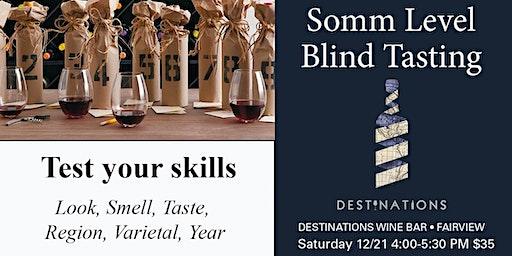 Sommelier Level Wine Tasting Class