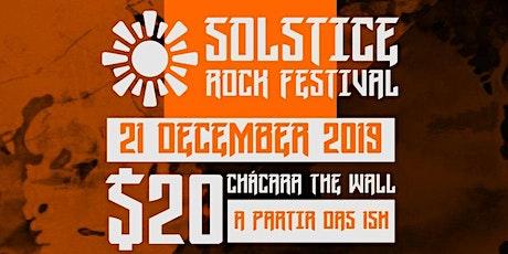 Solstice Festival ingressos