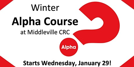 Winter Alpha Course at MCRC tickets