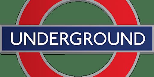 Underground - Britpop, UK Indie, Madchester, New Wave DanceParty