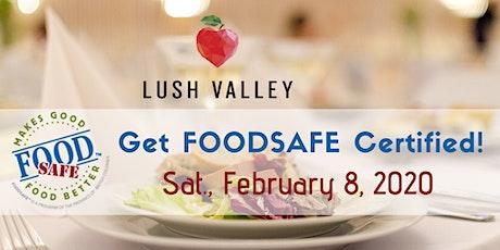 Food Safe Level 1 Workshop tickets