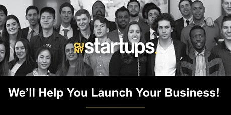CUNY Startups Info Session tickets