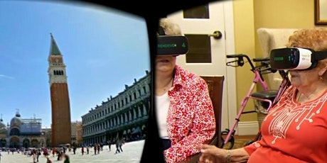 Cognitive Stimulation & Virtual Reality for Dementia (Dementia Cafe Maerdy) tickets
