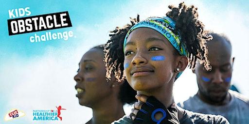 Kids Obstacle Challenge - Austin - Saturday