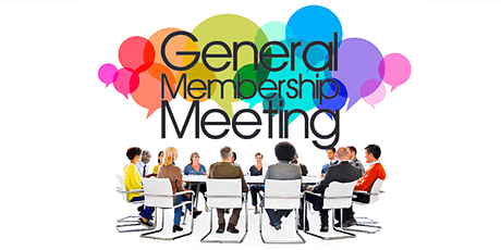 WDCC January General Meeting tickets