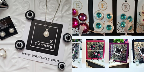 E-Artistry Holiday Pop Up Shop Sherwood Park Mall tickets