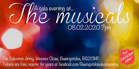 A Gala Evening at the Musicals! tickets
