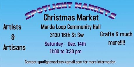 Spotlight Christmas Market tickets