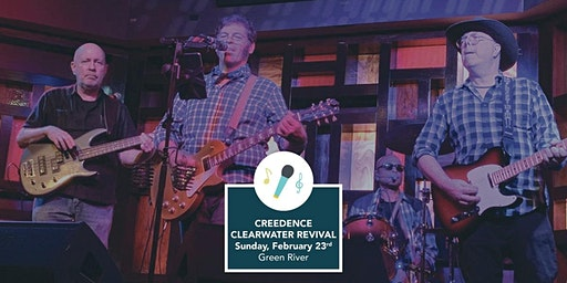 Green River - Creedence Clearwater Revival Tribute Band