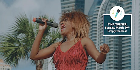 Simply The Best - Tina Turner Tribute Band tickets