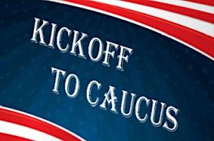 Capitol Region Republican Women - KICK OFF TO CAUCUS