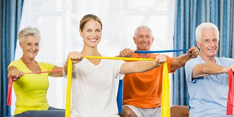 ARTHRITIS EXERCISE CLASSES tickets