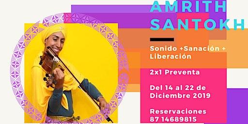 Concierto Para El Alma Con Amrith Santokh