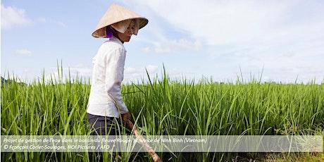 Présentation d'évaluation: l'irrigation pour l'agriculture familiale billets