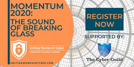 Uniting Women in Cyber Summit 2020: Momentum tickets