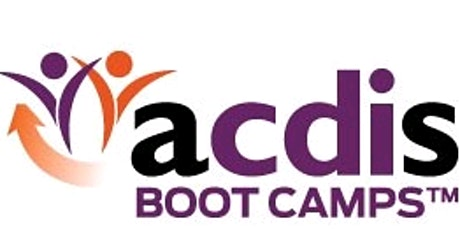 Medical Auditing Boot Camp – Professional Services (ahm) S tickets