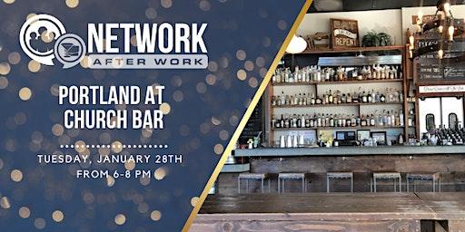 Network After Work Portland at Church Bar