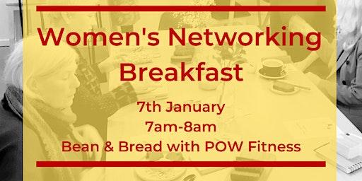 Abergavenny's Women's Networking Breakfast