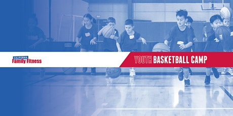 Winter Break Youth Basketball Camp: Monday, 12/30 - Friday, 1/3 (Rocklin Sports Complex) tickets