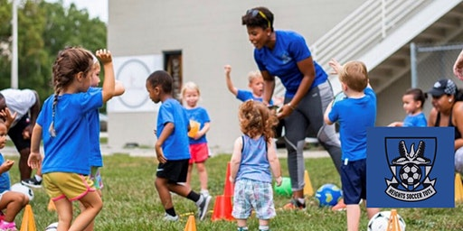 FREE BCB Playdate with Heights Soccer Tots! (Tampa, FL)