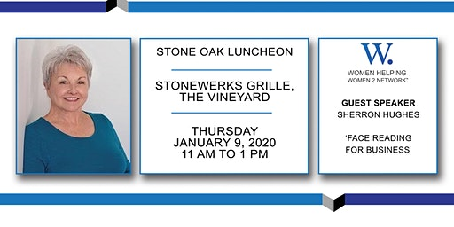 Women Helping Women 2 Network - Luncheon - Stone Oak
