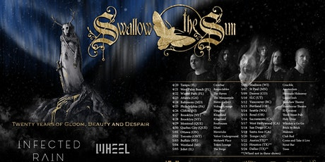 Swallow the Sun // Infected Rain // Wheel tickets
