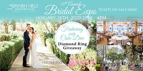 Spanish Hills Country Club Bridal Showcase tickets