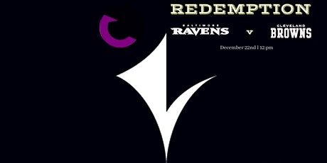 Ravens v Browns POP up Watch Party tickets