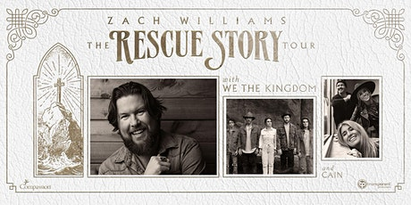 Zach Williams | The Rescue Story tickets