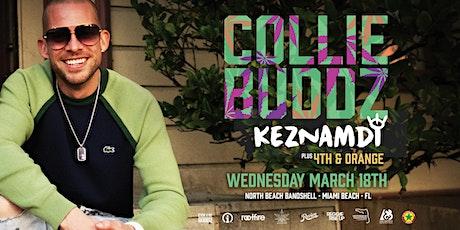 COLLIE BUDDZ, KEZNAMDI, and 4TH & ORANGE - MIAMI tickets