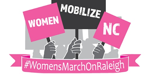 Women's March on Raleigh with the League of Women Voters
