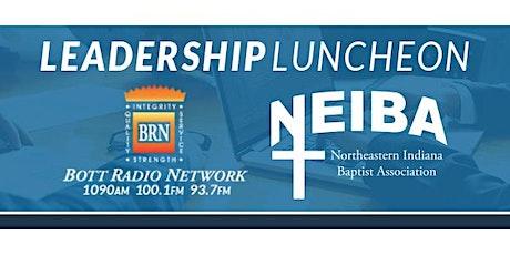 Leadership Luncheon by Bott Radio Network & NEIBA tickets