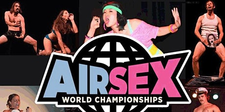 The New York City Air Sex Championships tickets