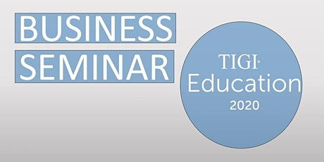 Business Seminar with Jen Planck MELBOURNE tickets
