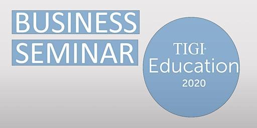 Business Seminar with Jen Planck MELBOURNE