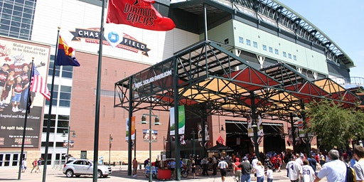 Arizona Diamondbacks vs Atlanta Braves DBACKS HOME OPENER!