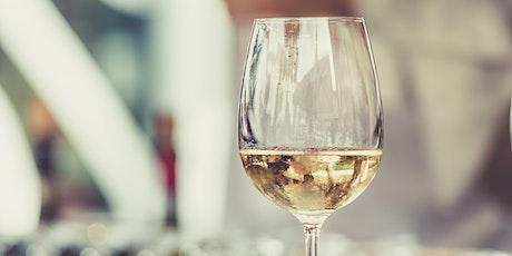 Degustação Orientada: Vinhos Brancos e Rosés ingressos