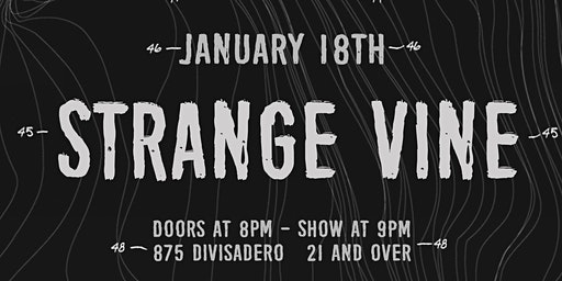 Fulton 55's 9th Anniversary Party with Strange Vine